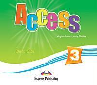 ACCESS 3 CLASS CDs