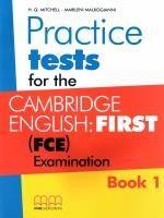 FIRST FCE PRACTICE TEST EXAMINATION ST/BK