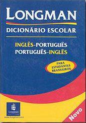 DICIONARIO  ESCOLAR INGLES-PORTUGUES-INGLES ESTU.BRASILEIROS
