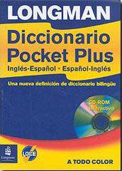 DICCIONARIO POCKET PLUS INGLES-ESPANOL-INGLES-CD ROM