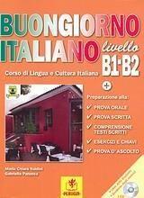 BUONGIORNO ITALIANO LIVELLO B1-B2 CD