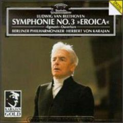 BEETHOVEN- KARAJAN/ SYMPHONIE NO3-CD