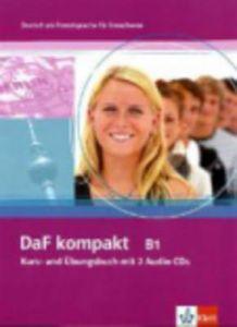 DAF KOMPAKT B1 KURS UND UBUNGSBUCH MIT 2 AUDIO CD