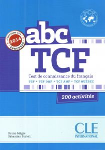 ABC TCF LIVRET D ELEVE   CD