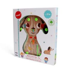 ANIMAL MAGNETIC MAZE SERIES DOG