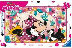 ΠΑΖΛ RAVENSBURGER MINNIE MOUSE 15ΤΕΜ