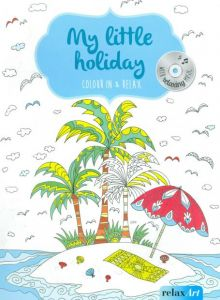 MY LITTLE HOLIDAY ( CD)