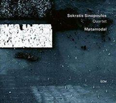 SOKRATIS SINOPOULOS QUARTET /  METAMODAL - CD
