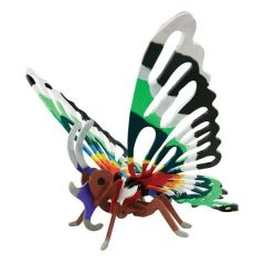 BUTTERFLY PAINTED CONSTRUCTION KIT