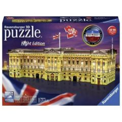 3D PUZZLE NIGHT EDITION ΠΑΛΑΤΙ ΤΟΥ ΜΠΑΚΙΝΧΑΜ 216 ΤΜΧ