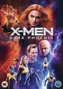 X MEN DARK PHOENIX - DVD