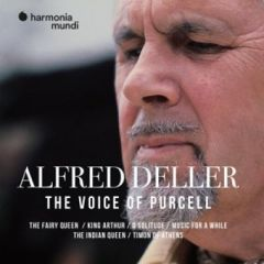 ALFRED DELLER  / THE VOICE OF PURCELL - 7CD