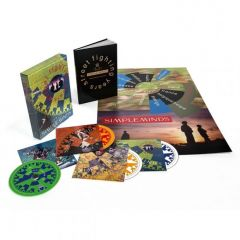 SIMPLE MINDS / STREET FIGHTING YEARS - 4CD