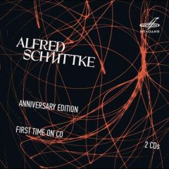 ALFRED SCHNITTKE ANNIVERSARY EDITION 2CD
