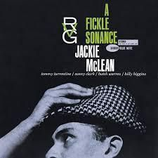 JACKIE MCLEAN / A FICKLE SONANCE - LP 180gr