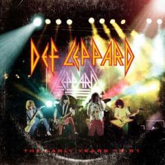 DEF LEPARD / THE EARLY YEARS 79-81 - 5 CD BOX SET