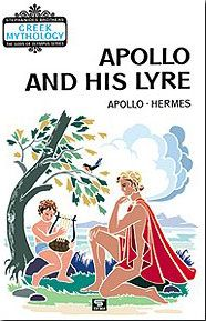 APOLLO AΝD HIS LYRE (APOLLO-HERMES)