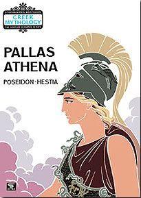 PALLAS ATHENA (POSEIDON-HESTIA)