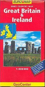 GREAT BRITAIN & IRELAND (ΧΑΡΤΗΣ)