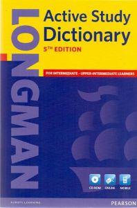 LONGMAN ACTIVE STUDY DICTIONARY ( CD-ROM) N/E 5TH
