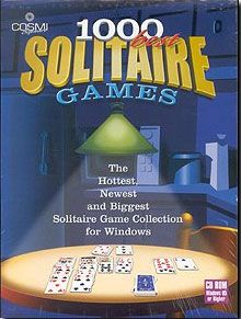 1000 BEST SOLITAIRE GAMES
