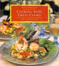 COOKING WITH GREAT COOKS