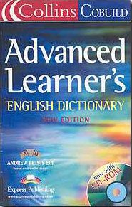 ADVANCED LEARNERS ENGLISH DICTIONARY NEW EDITIONS CD-ROM
