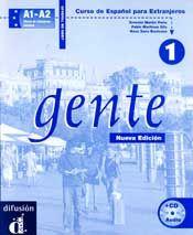 GENTE 1 LIBRO DE TRABAJO ( CD) Ν/Ε