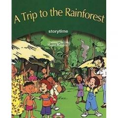A TRIP TO THE RAINFOREST   CD