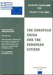 THE EUROPEAN UNION AND THE EUROPEAN CITIZEN