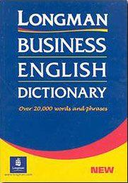 LONGMAN BUSINESS ENGLISH DICTIONARY ΑΔΕΤΟ
