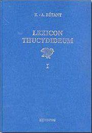 LEXICON THUCYDIDEUM (A B)