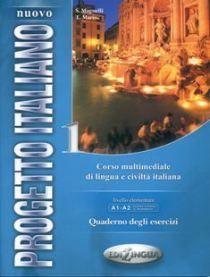 PROGETTO ITALIANO 1 LIVELLO ELEMENTARE ESERCIZI A1-A2