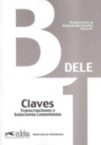 DELE B1  CLAVES 2013