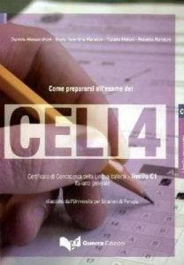 CELI 4 C1 LIVELLO AVANZATO ( CD)
