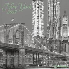ΗΜΕΡΟΛΟΓΙΟ TENEUES NEW YORK 2017 ΣΠΙΡΑΛ 9X13