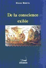 DE LA CONSCIENCE EXILEE(ΓΑΛΛΙΚΑ)