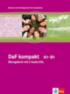 DAF KOMPAKT A1-B1 UBUNGSBUCH MIT 2 AUDIO CDS