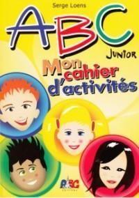 ABC JUNIOR A MON CAHIER D ACTIVITES