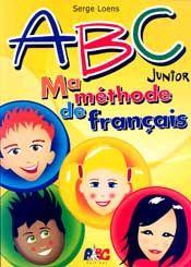 ABC JUNIOR Α MA METHODE DE FRANCAIS
