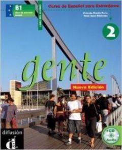 GENTE 2 LIBRO DEL ALUMNO B1 CD