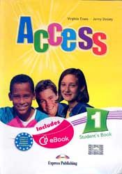 ACCESS 1 STUDENTS BOOK IEBOOK