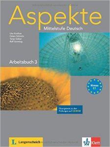 ASPEKTE 3 ARBEITSBUCH (  CD-ROM)