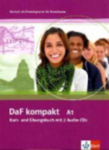 DAF KOMPAKT A1 KURS UND UBUNGSBUCH MIT 2 ADIO CDS