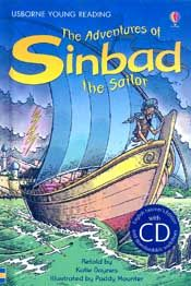 THE ADVENTURES OF SINBAD THE SAILOR CD
