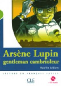 ARSENE LUPIN GENTLEMAN CAMBRIOLEUR CD