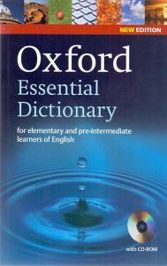 OXFORD ESSENTIAL DICTIONARY  CD-ROM