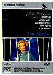 THE BIRDS DVD