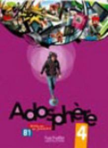 ADOSPHERE 4 A2  B1 METHODE ( AUDIO CD)