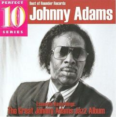 BEST OF ROUNDER RECORDS JOHNNY ADAMS CD